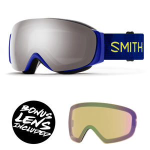 Smith I/O Mag S Goggles (2020) - Elana Hight