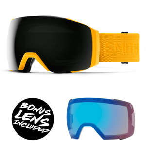 Smith I/O Mag XL Goggles (2020) - Hornet Flood