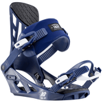 Load image into Gallery viewer, K2 Indy Snowboard Bindings (2020) Navy