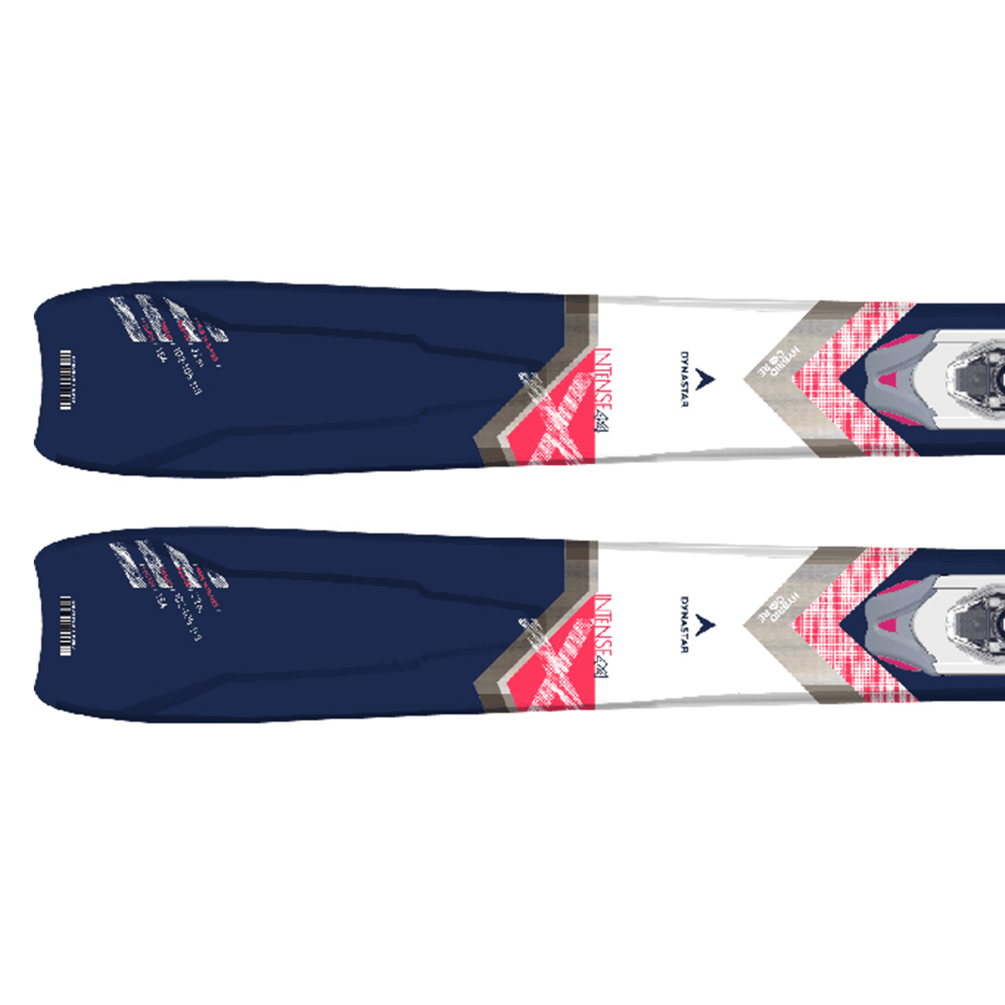 Dynastar Intense 4X4 82 Women's Skis Inc Xpress W11 Bindings (2021)