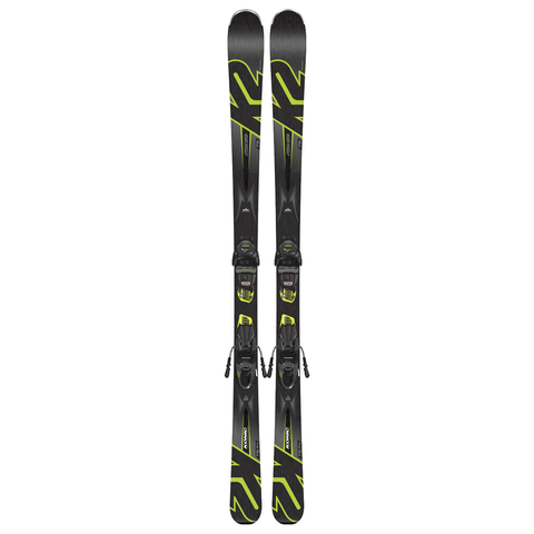 K2 Konic 78 Ski's Inc Marker M3 10 Quicklink Bindings (2019)