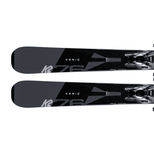 K2 Konic 76 Ski's Inc Marker M3 10 Bindings (2020)