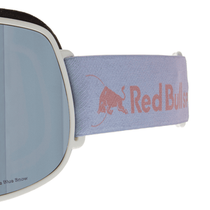 Red Bull Spect Magnetron Eon Goggles - White / Ice Blue