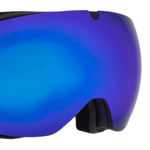 Red Bull Spect Magnetron Ace Goggles - Dark Blue / Blue