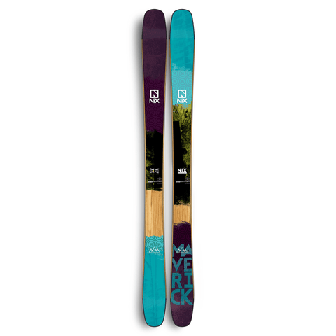 Nix Snowsport Co. Maverick 106 - Made To Measure Ski's