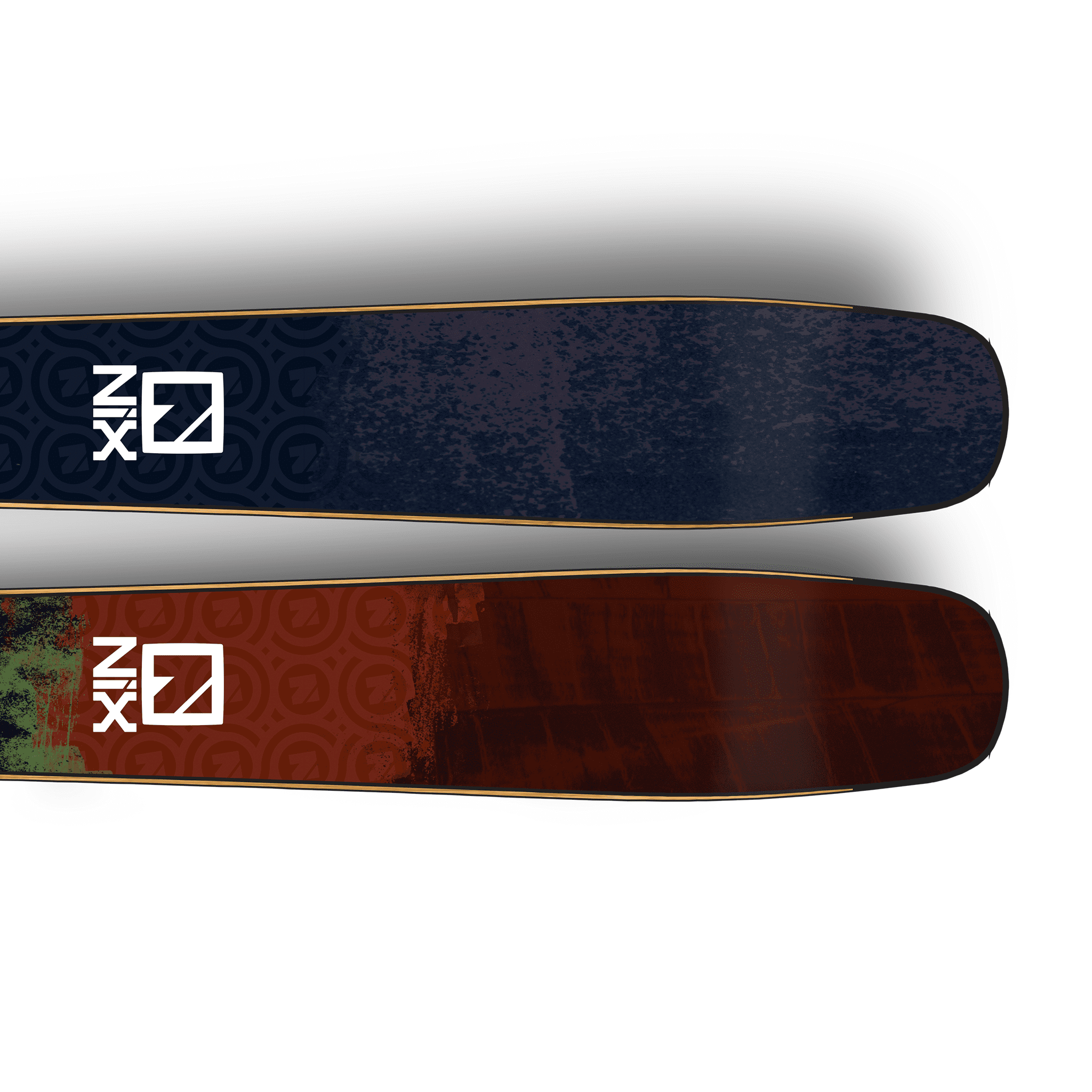 Nix Snowsport Co. Maverick 98 - Made To Measure Ski's