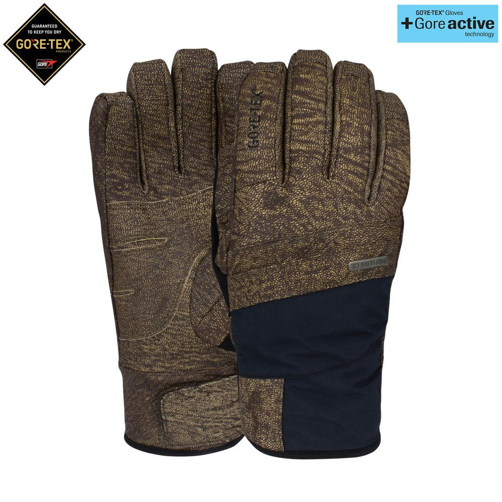 POW Royal GTX Ski / Snowboard Glove Distressed