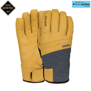 POW Royal GTX Ski / Snowboard Glove Natural