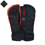 Load image into Gallery viewer, POW Sniper GTX Ski / Snowboard Trigger Mittens Black / Tango