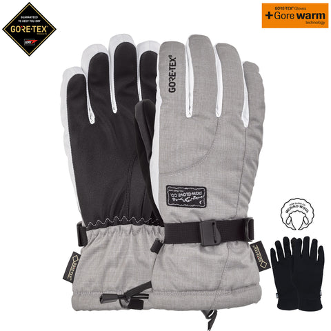 POW Crescent GTX Long Cuff Women's Glove's