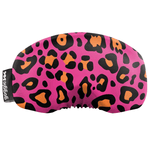 Load image into Gallery viewer, Gogglesoc - Pink Leopard Soc Funky Yeti Exclusive Goggle Cover