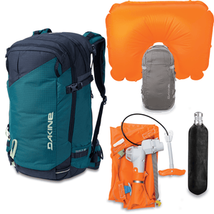 Dakine Women's Poacher RAS 32L Avalanche Airbag Backpack Kit