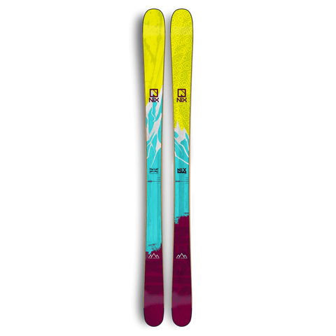 Nix Snowsport Co. Siren - Made To Measure Ski's Custom