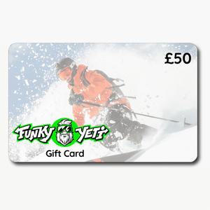Gift Card - Skiers