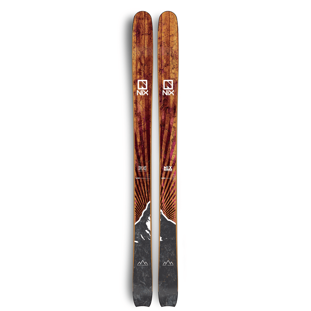 Nix Snowsport Co. Stalker - Made To Measure Ski's Custom