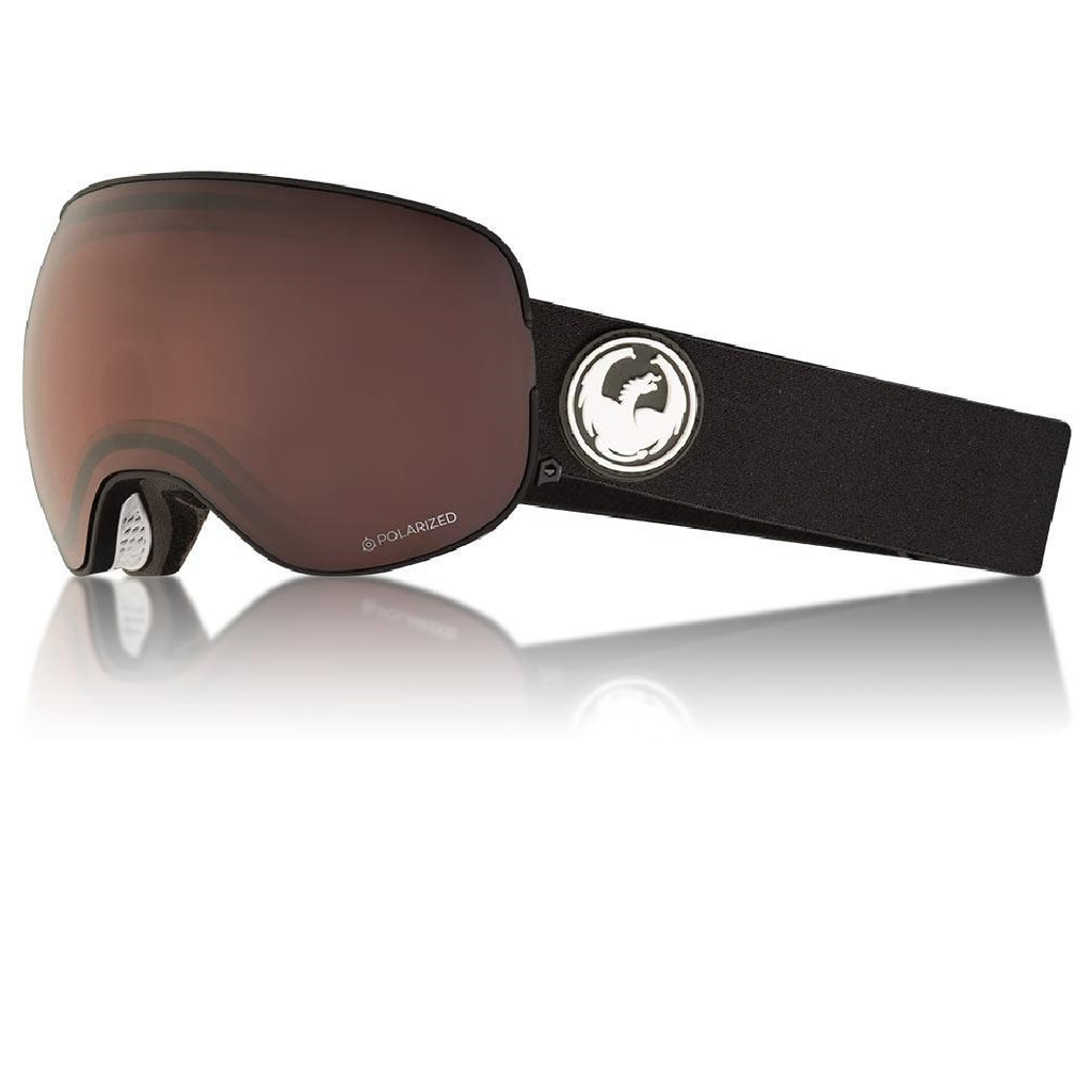 Dragon X2 Goggles (2019) Black Polarised