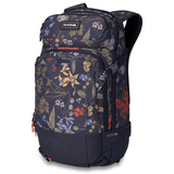 DaKine Women's Heli Pro 20L Ski Snowboard Backpack Botanics PET