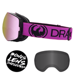 Load image into Gallery viewer, Dragon X2s Goggles (2020) - Raspberry