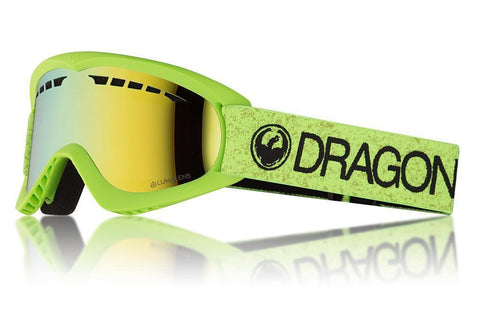 Dragon DX Goggles (2019) Green