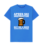 Load image into Gallery viewer, Funky Yeti Men's Apres Ski Instructor Tee