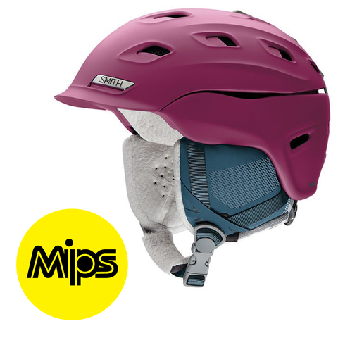 Smith Vantage MIPS Women's Ski / Snowboard Helmet Matte Grape