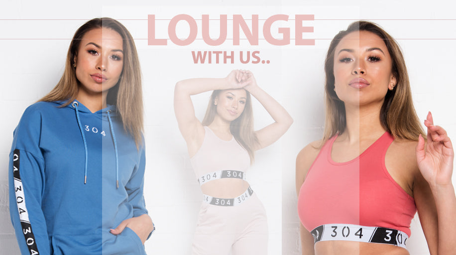The new loungewear sets!