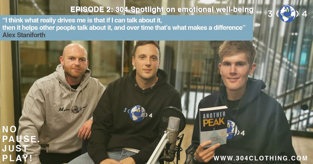 304 Spotlight on emotional well-being | New Podcast!