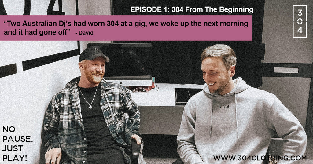 The 304 Podcast is here!