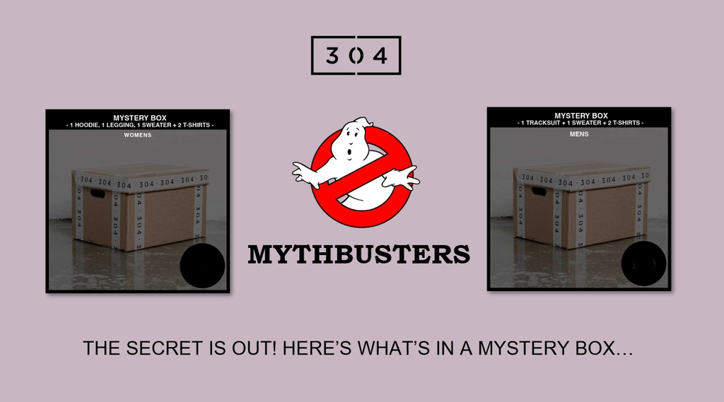 What's in the Mystery Box? The secret is out!...