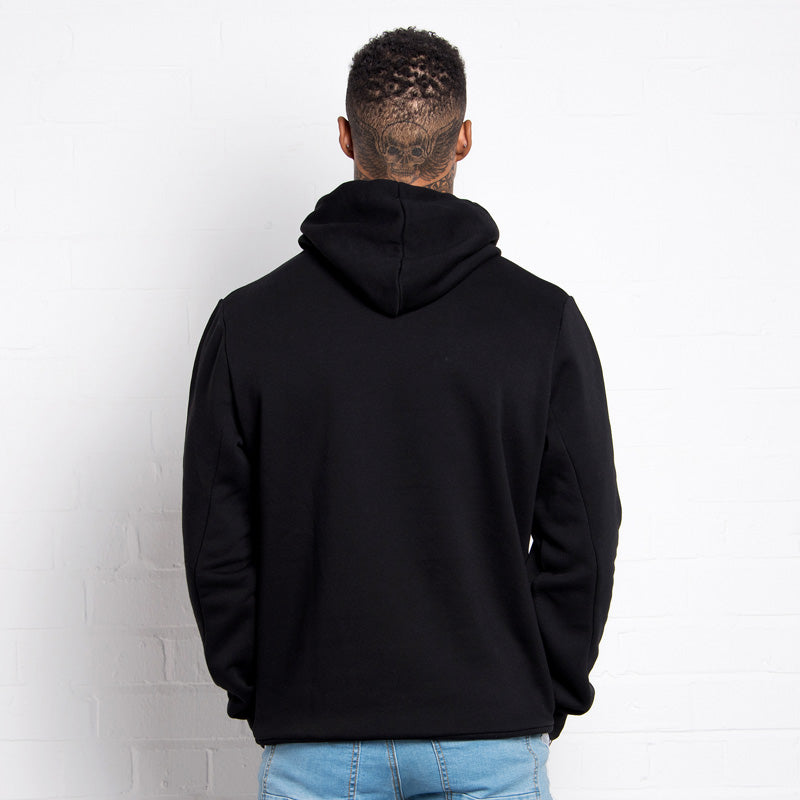 304 Clothing | Core Hoodie Black | 304 Mens