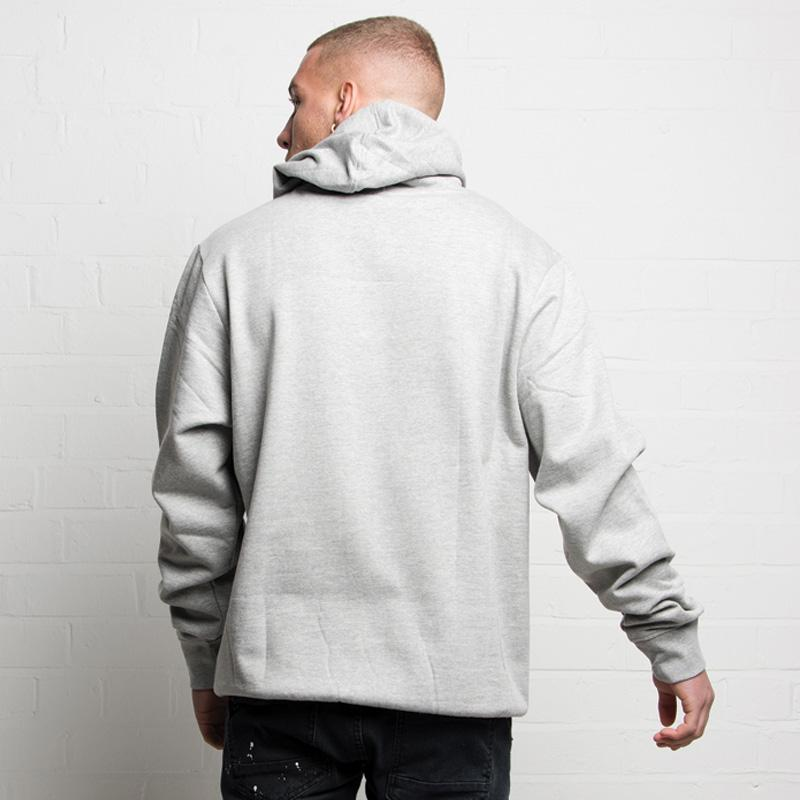 304 Clothing | Core Hoodie Grey & White | 304 Mens