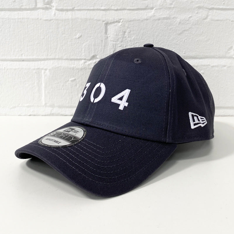 New Era x 304 Clothing 9FORTY® Cap Graphite