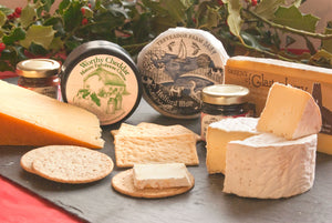 Seasonal Cheese Selections - available now!