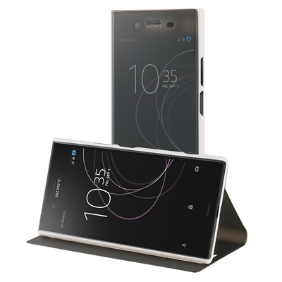 Roxfit Sony Xperia XZ1 - Standing Touch Book Case