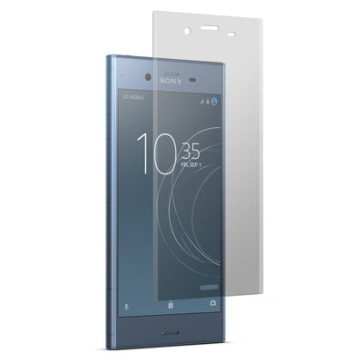 Roxfit Sony Xperia XZ1 - Curved Clear Tempered Glass