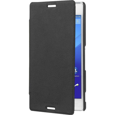 Sony Xperia M4 Aqua Book Case - Roxfit Premium Made for Xperia Accessories - Xperia M4 Aqua - 1