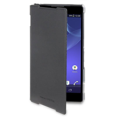 Sony Xperia Z2 Book Case - Roxfit Premium Made for Xperia Accessories - Xperia Z2 - 2