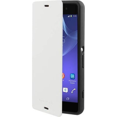 Sony Xperia Z3 Compact Gel Shell Flip Plus - Roxfit Premium Made for Xperia Accessories - Xperia Z3 Compact - 1
