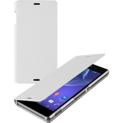 Sony Xperia Z3 Slimline Book Case - Roxfit Premium Made for Xperia Accessories - Xperia Z3 - 1