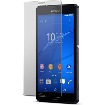Sony Xperia Z3 Compact Tempered Glass Screen Protector - Roxfit Premium Made for Xperia Accessories - Xperia Z3 Compact