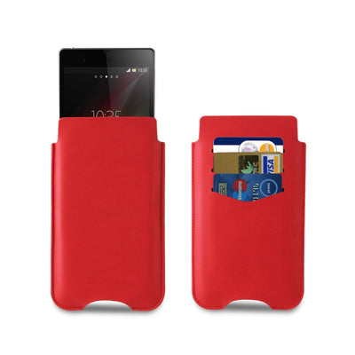 Sony Xperia Z3/Z2/Z1 Slip Case - Roxfit Premium Made for Xperia Accessories - Xperia Z3/Z2/Z1 - 2