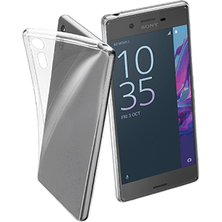 Sony Xperia XZ Ultra Slim Soft Shell - Roxfit Premium Made for Xperia Accessories - Xperia XZ