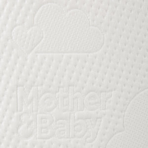 Mother&Baby First Gold Anti-Allergy Foam Moses Basket Large 75 x 28cm Mother & Baby