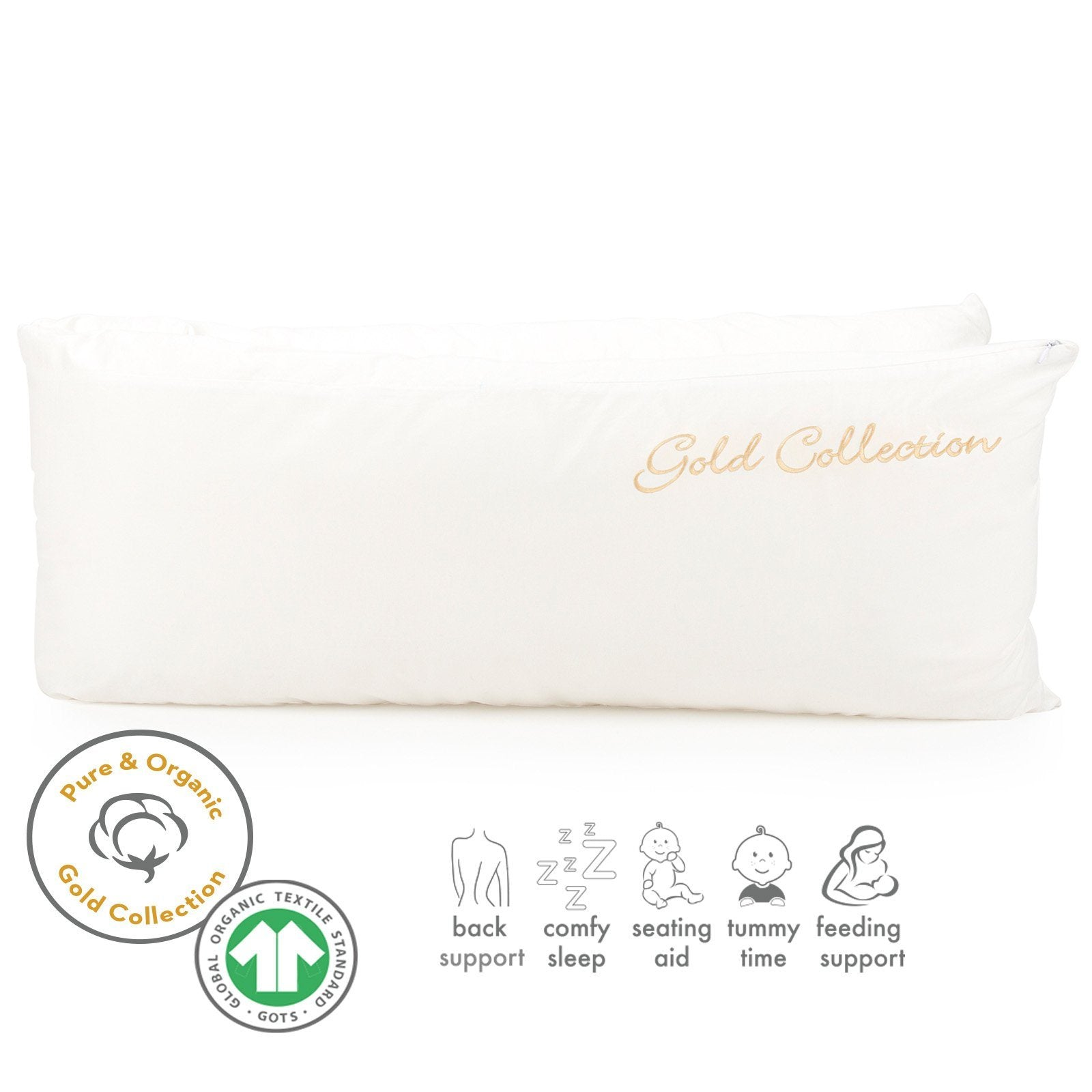 Mother&Baby Gold Collection Feeding and Support Pillow Starter pack Feeding & Support Mother & Baby
