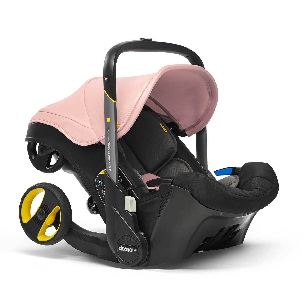 doona infant car seat all new 2019 collection blush pink