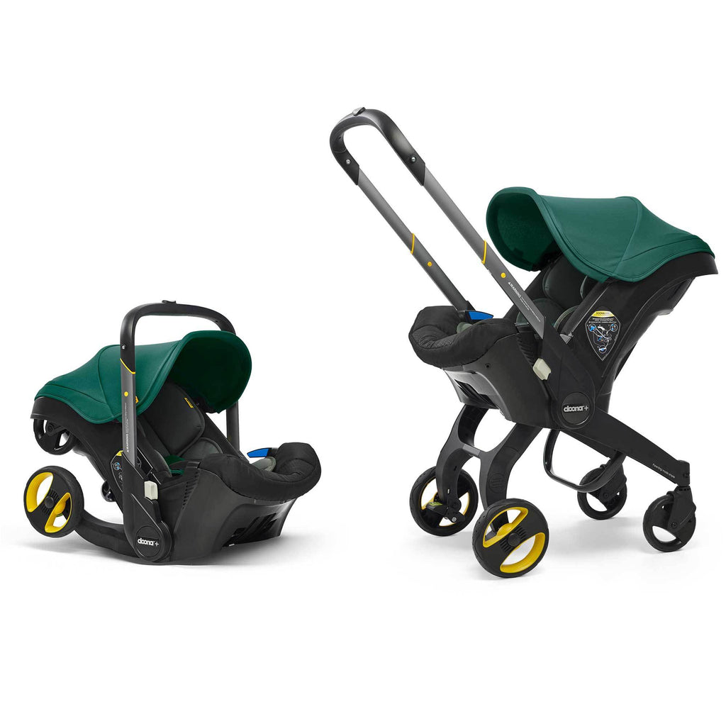 Doona™ Infant Car Seat - ALL NEW 2019 Collection - Racing Green