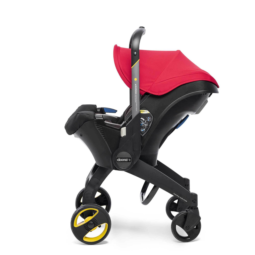 Doona™ Infant Car Seat - ALL NEW 2019 Collection - Flame Red