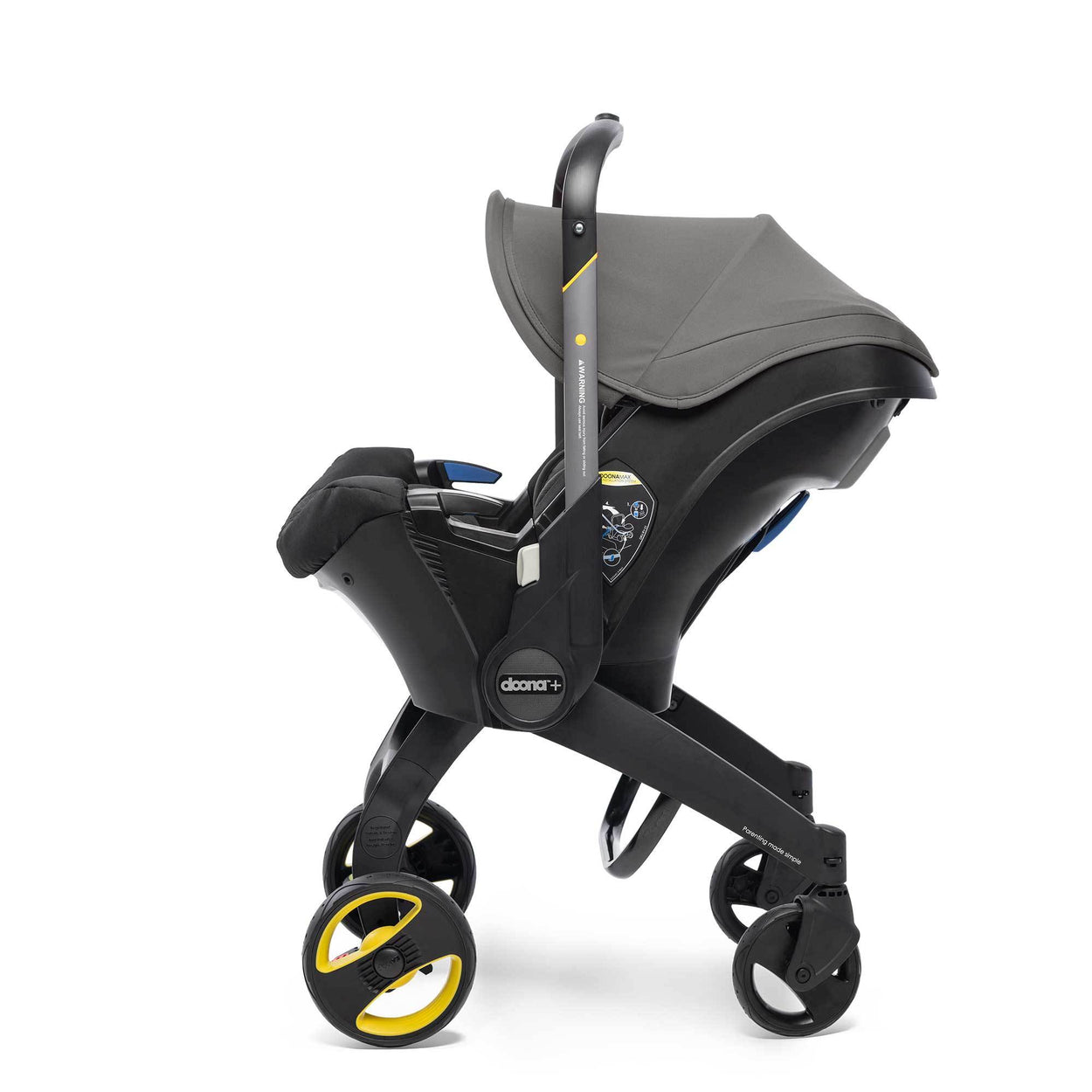 Doona™ Infant Car Seat - ALL NEW 2019 Collection - Urban Grey Car Seats Doona