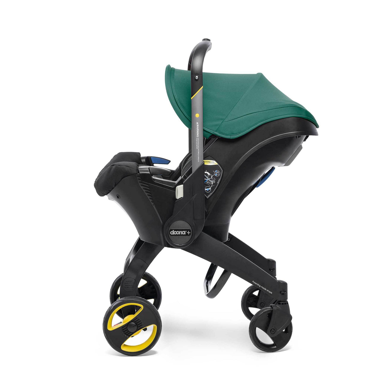 doona infant car seat all new 2019 collection racing green