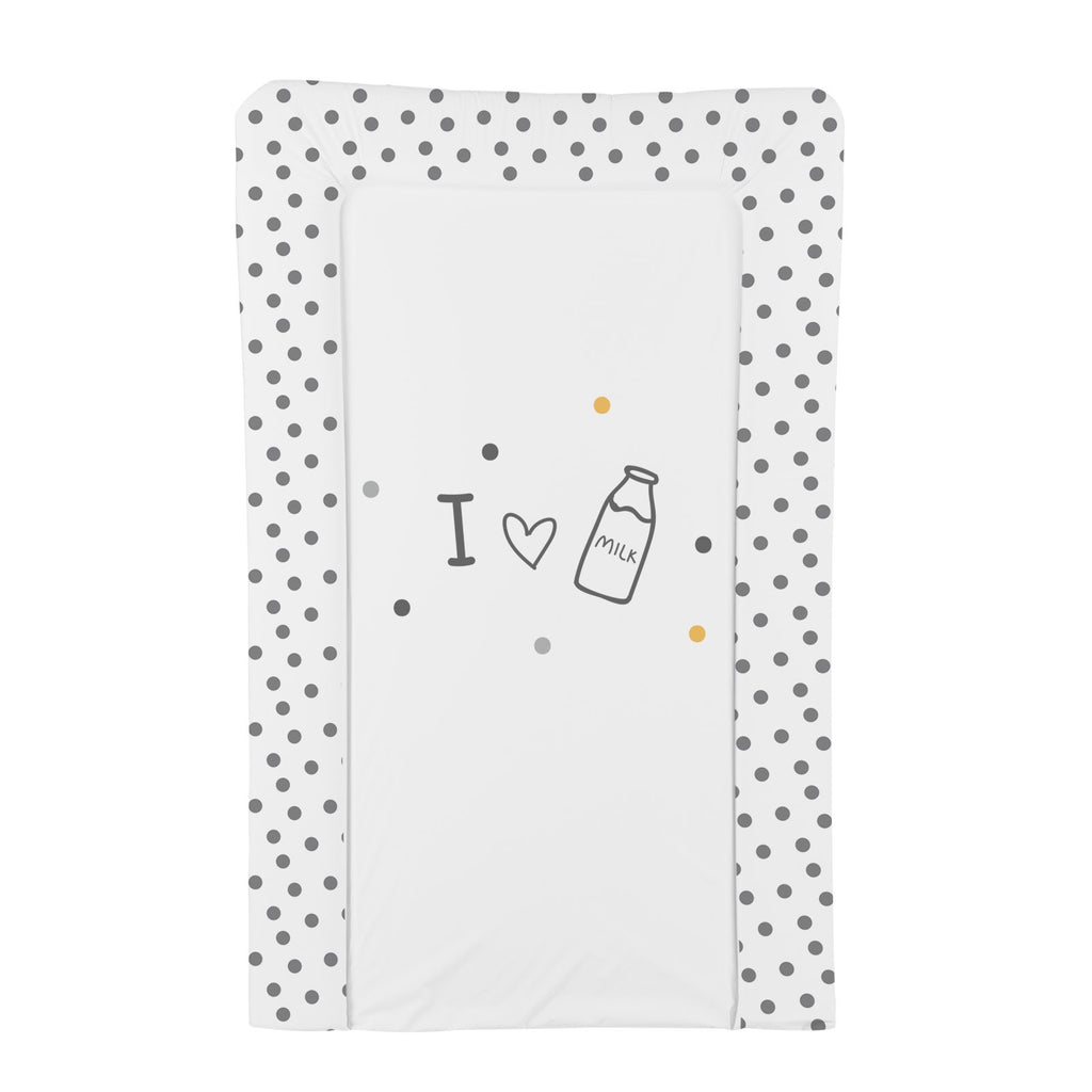 Changing Mat - I Love Milk Nursery Decor CuddleCo